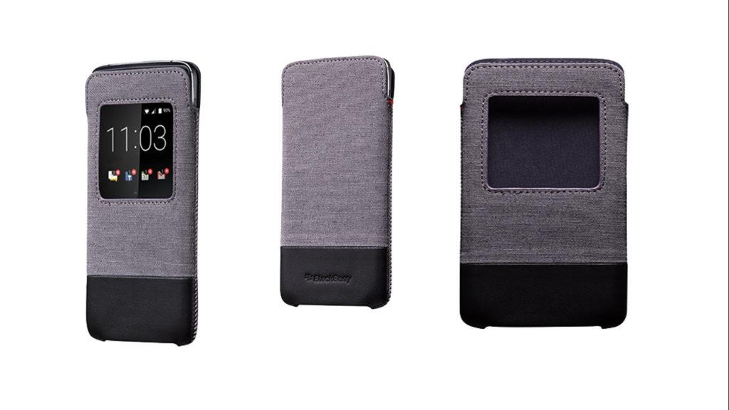 BlackBerry DTEK50 Smart Pocket Cases