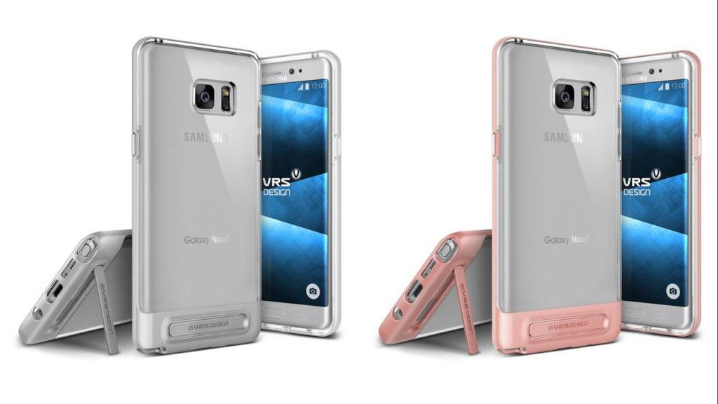 Crystal Bumper Galaxy Note 7 Case, VRS Design