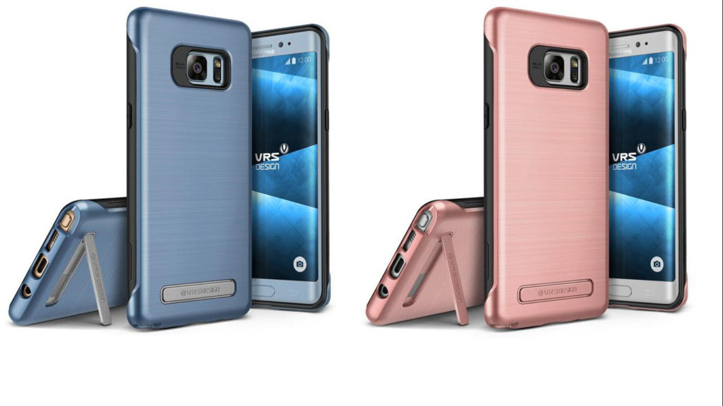Galaxy Note 7 VRS Duo Guard Series Military Grade Drop Protection