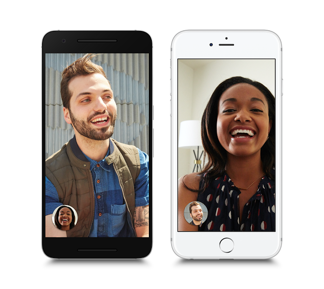 Google Duo Video Calling App Preview