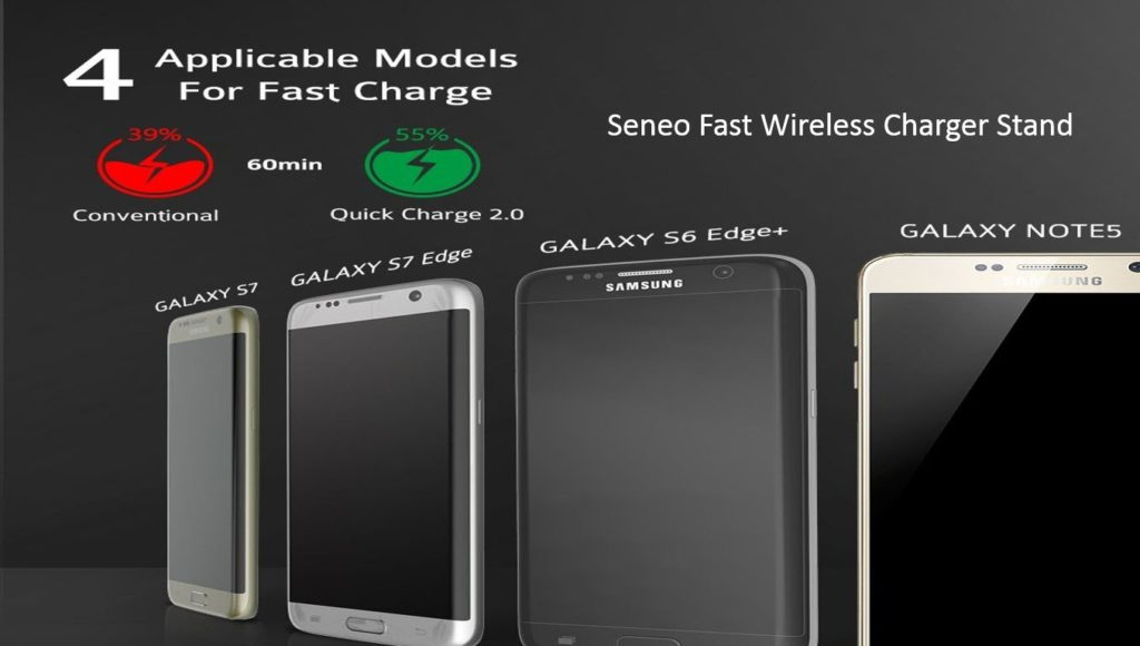 Seneo Fast Wireless Charger Stand