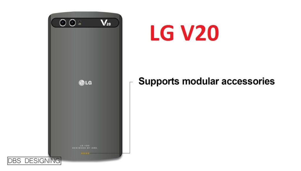 LG V20 Rumors
