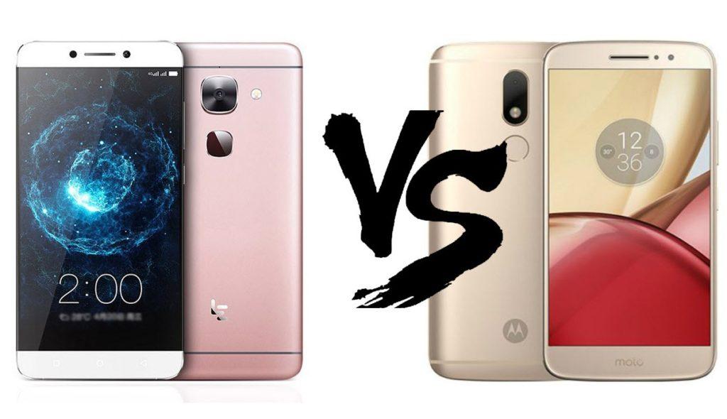 Leeco Le 2 vs Motorola Moto M 64GB