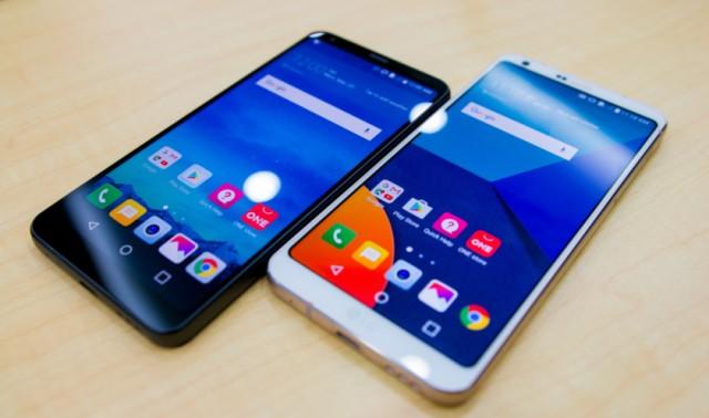 LG G6 Release Date Verizon, T-Mobile