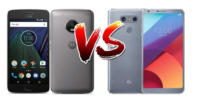 LG G6 vs Moto G5 Plus vs Moto M