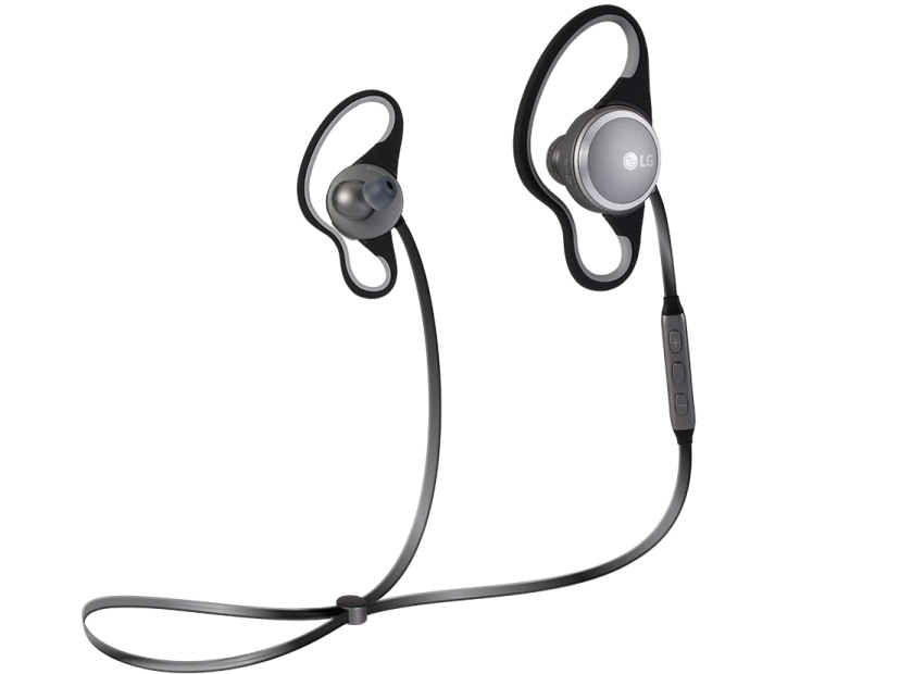 LG force water resistant bluetooth headset