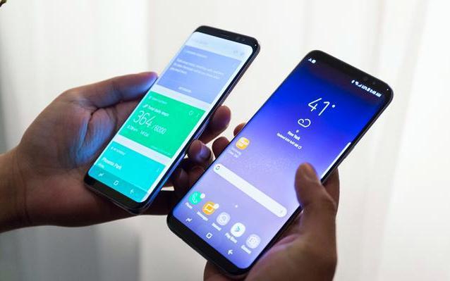 Samsung Galaxy S8 ,Galaxy S8+