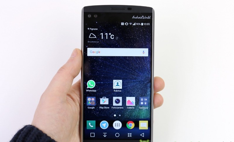 LG V10 Update Nougat