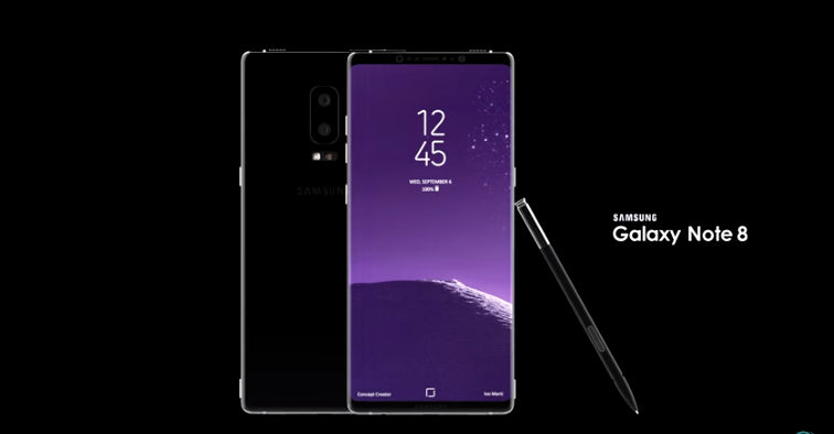 Samsung Galaxy Note 8 Release Date 2017