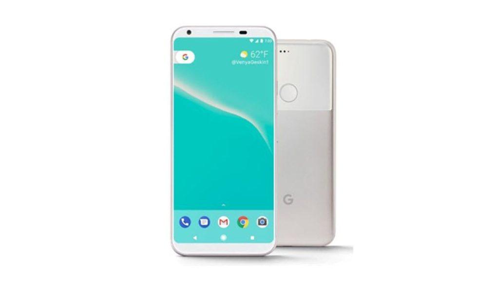 Google Pixel 2 Release Date