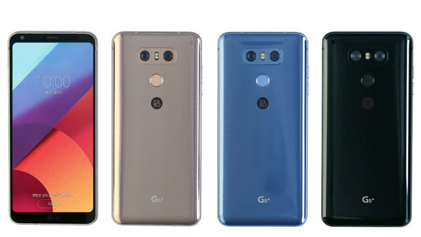 LG G6+ Release Date , Specs , Price
