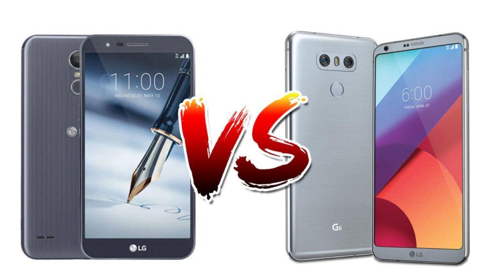 Lg Stylo 3 Plus Vs Lg G6 Metro Pcs Comparison Gadgets