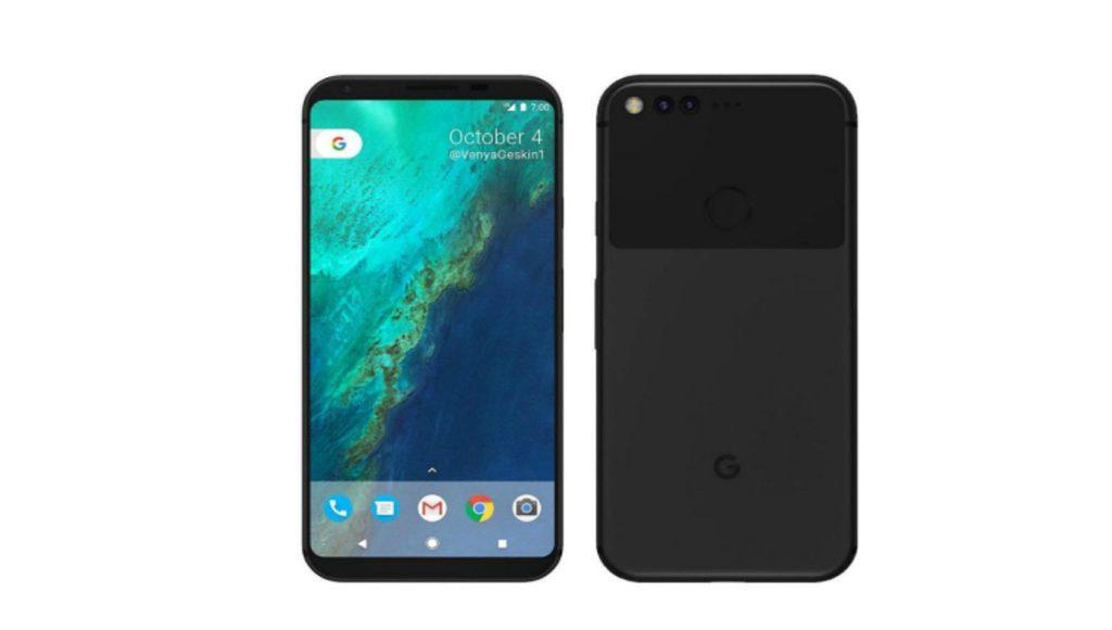 Google Pixel XL 2 Release Date