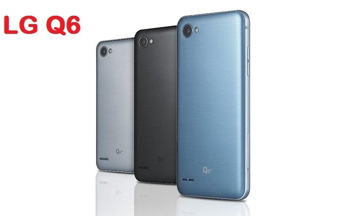 LG Q6 Alfa