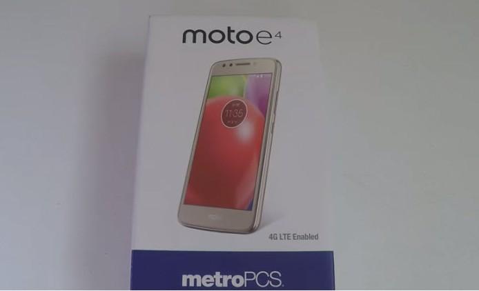 Moto E4 MetroPCS