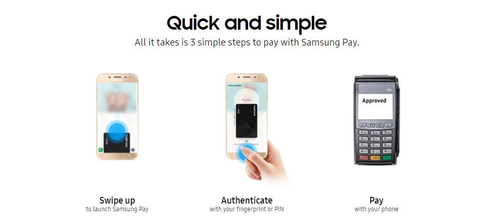 J7 Pro Samsung Pay