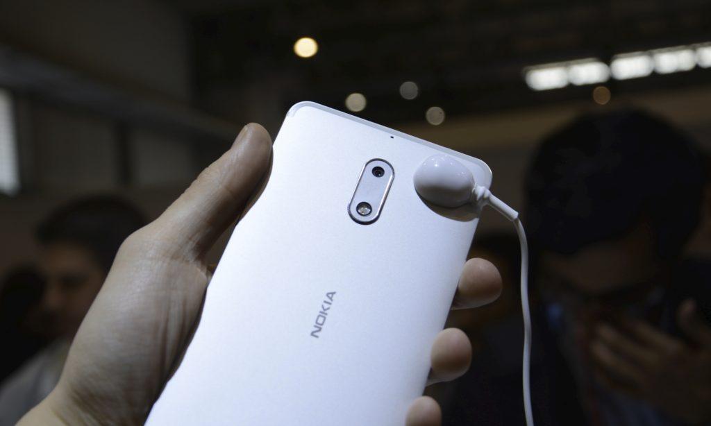Nokia 6 UK