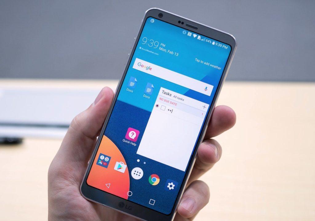 LG G6 PLUS H870DSU 128GB