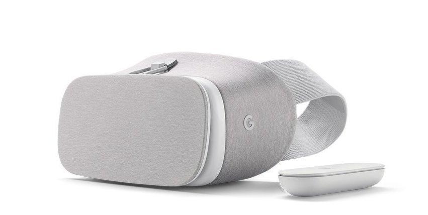 Google Daydream View - VR Headset (Snow)