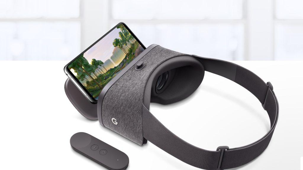 LG V30 Google VR Daydream