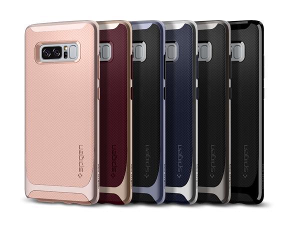 Samsung Galaxy Note 8 Spigen Neo Hybrid Case