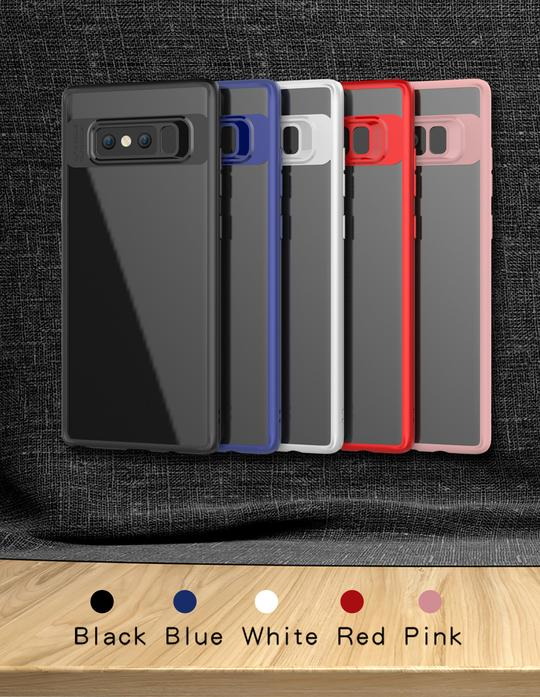 Naspsoft Premium Cases for Galaxy Note 8
