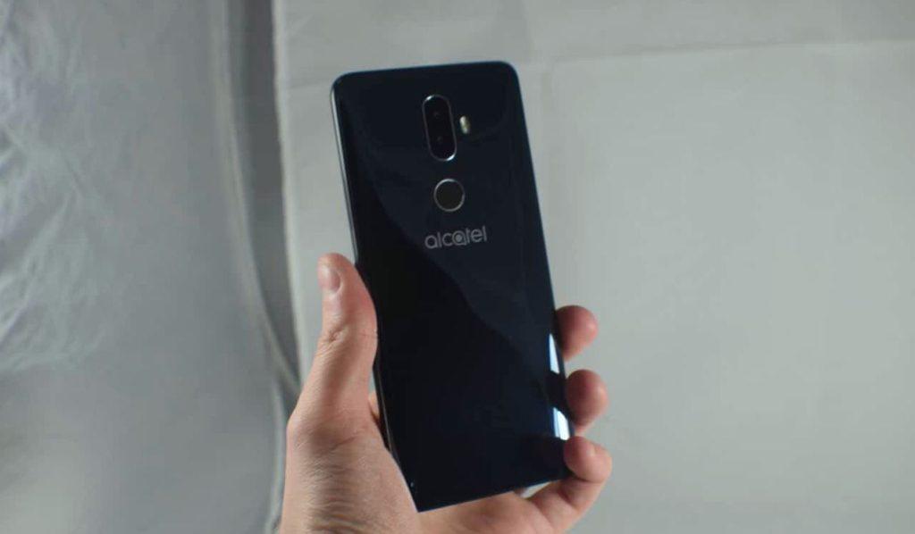 Alcatel 3V Unlocked Smartphone (AT&T/T-Mobile)