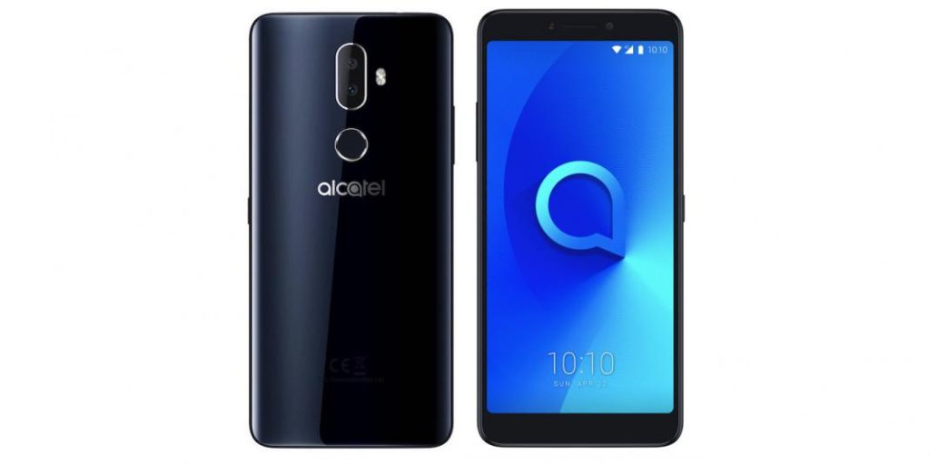 Alcatel 3V Unlocked (AT&T/T-Mobile) Specs and Price