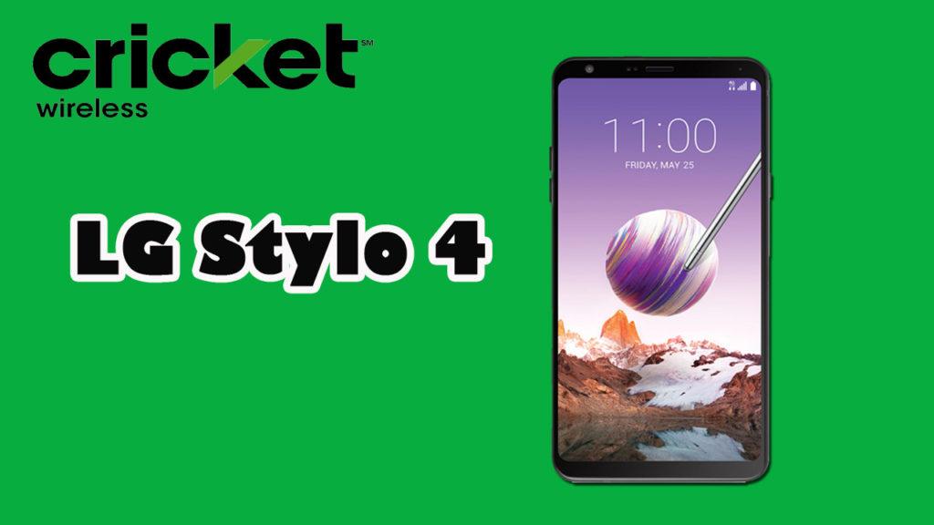 LG Stylo 4 LG Stylo 4 Cricket Wireless