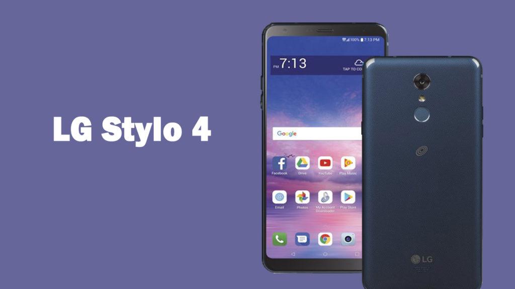 LG Stylo 4 Straight Talk