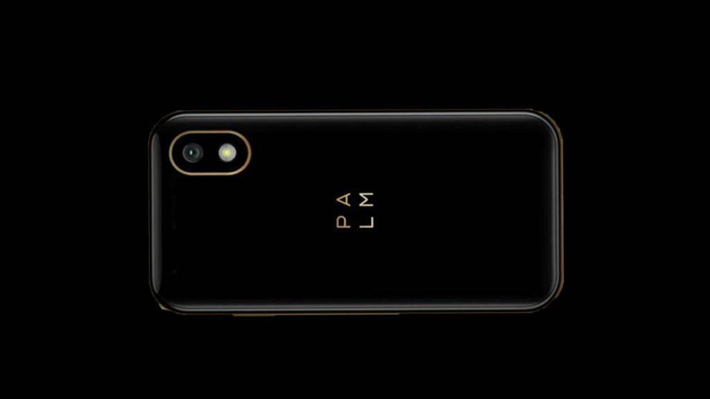 Palm Phone Camera