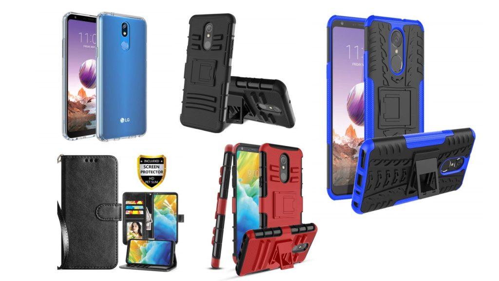 LG Stylo 5 Cases