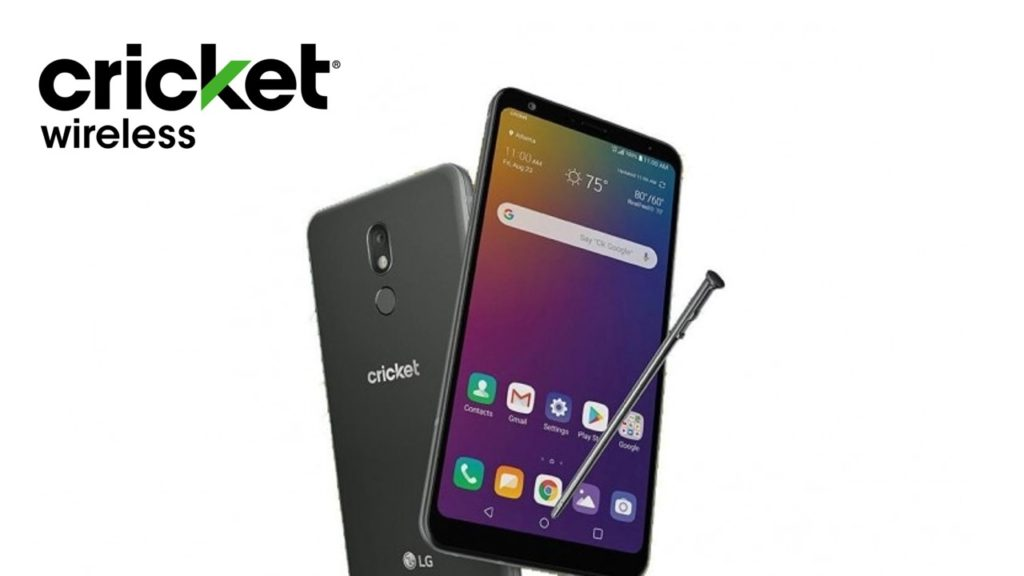 LG Stylo 5 Cricket Wireless