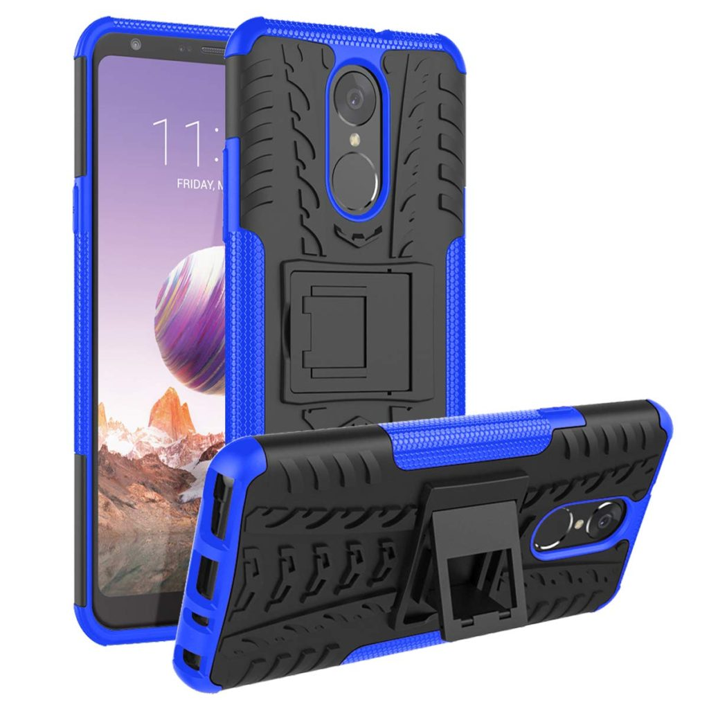 OEAGO Protective Case with Kickstand for LG Stylo 5
