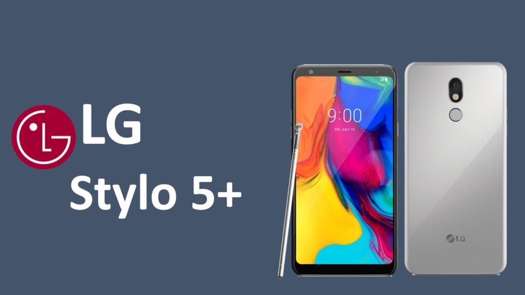 LG Stylo 5 Plus