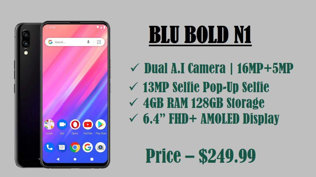 BLU Bold N1