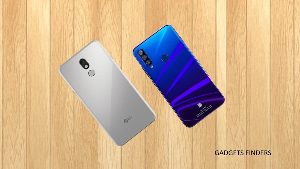 LG Stylo 5 vs BLU G9 Pro