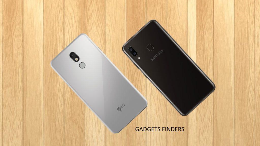 LG Stylo 5 vs Samsung Galaxy A20