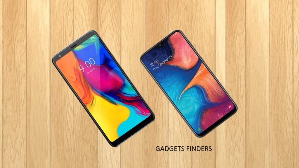 LG Stylo 5 vs Galaxy A20