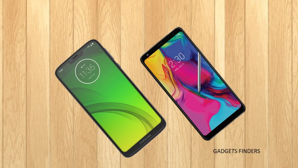 """LG Stylo 5 vs Moto G7 Power"