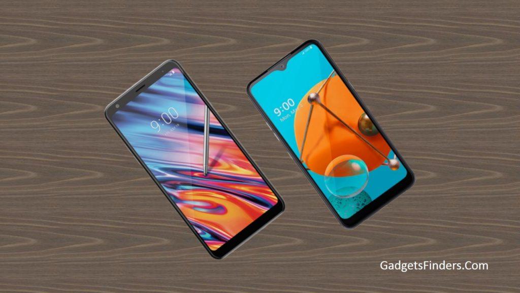 LG K51 vs LG Stylo 5x
