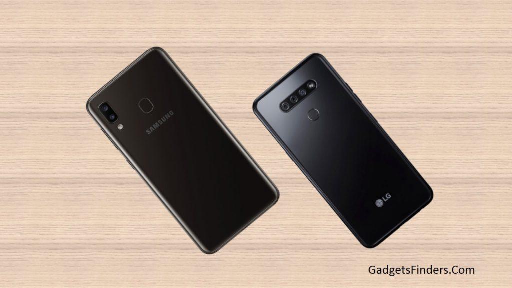 LG K51 vs Samsung Galaxy A20 Price