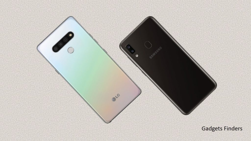 LG Stylo 6 vs Samsung Galaxy A20 MetroPCS, T-Mobile, Boost Mobile
