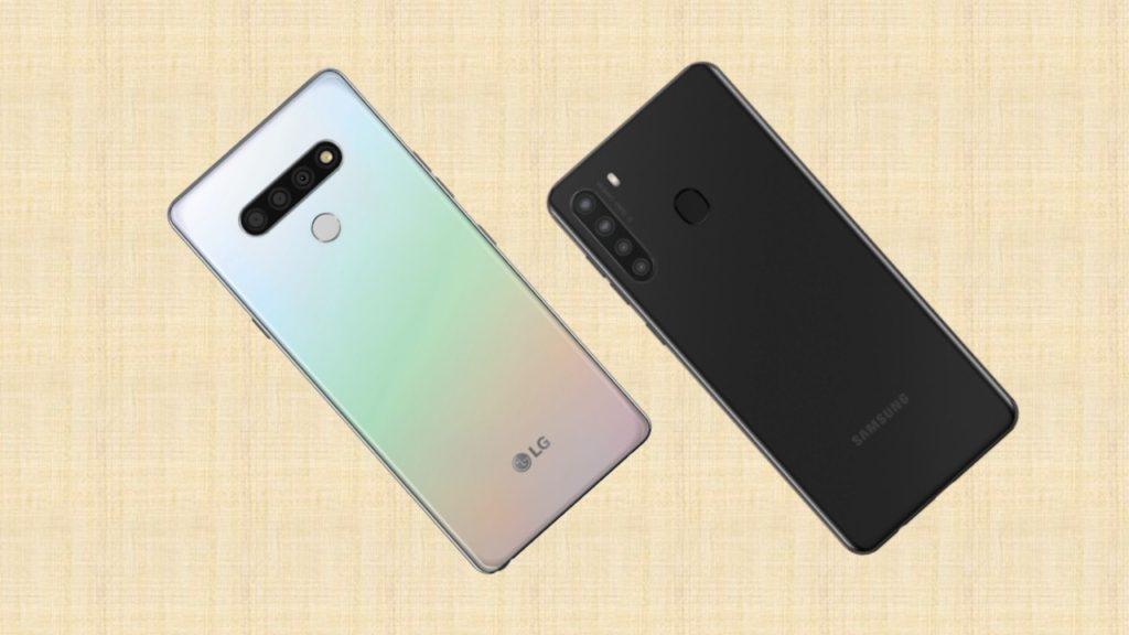 LG Stylo 6 vs Samsung Galaxy A21