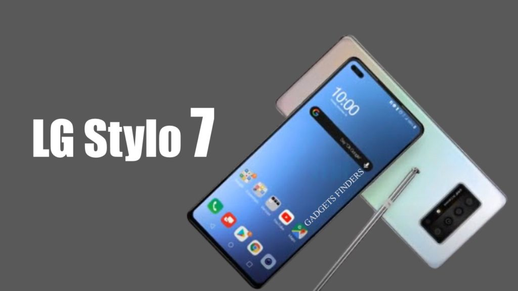 LG Stylo 7