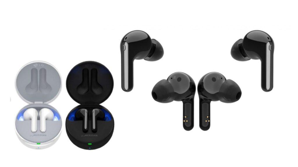LG Tone Free True Wireless Earbuds HBS-FN7