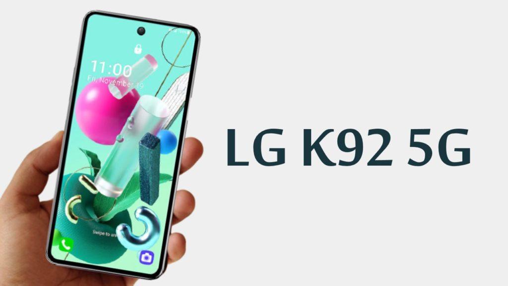 LG K92 5G Phone