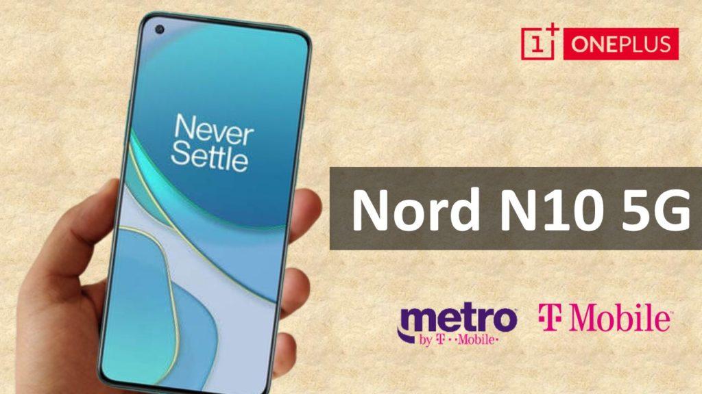 OnePlus Nord N10 MetroPCS/T-Mobile